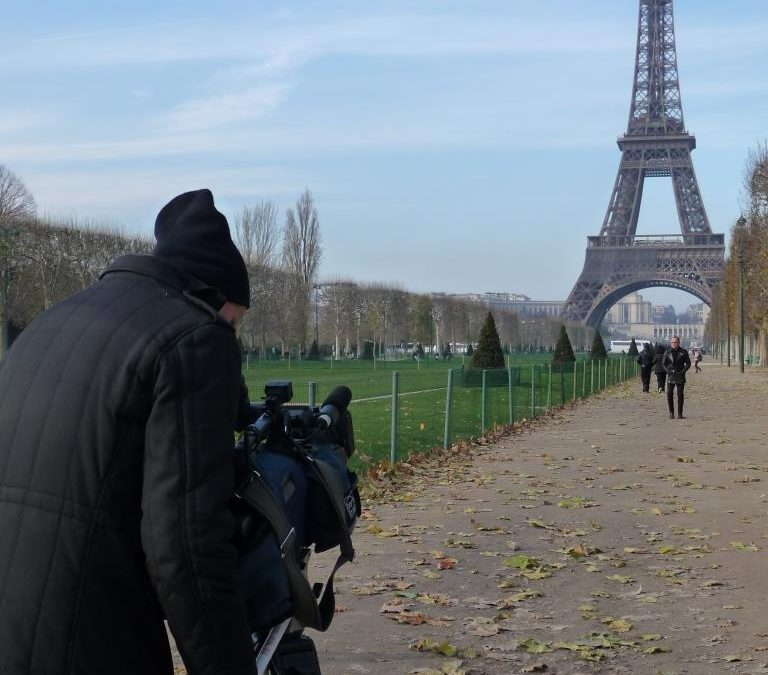 Shooting the Tower